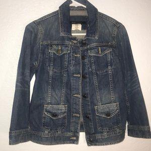 Marc Jacobs Jean Jacket Size S